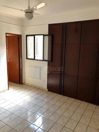 Apartamento Com 2 Dormitórios Para Alugar, 70 M² Por R$ 1.000,00/mês - Bom Jardim - São José Do Rio Preto/sp - Ap2455