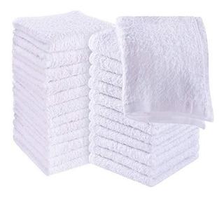 Kit De 24 Toallas Hipoalergénicas | Utopia Towels