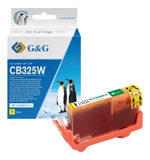Cartucho G&g Para 564 Xl B210a 209 6380 5460 Amarillo
