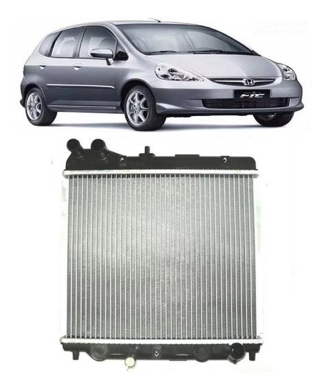 Radiador Honda Fit 1.4/1.5 16v 2003 Até 2008 - Câmbio Manual