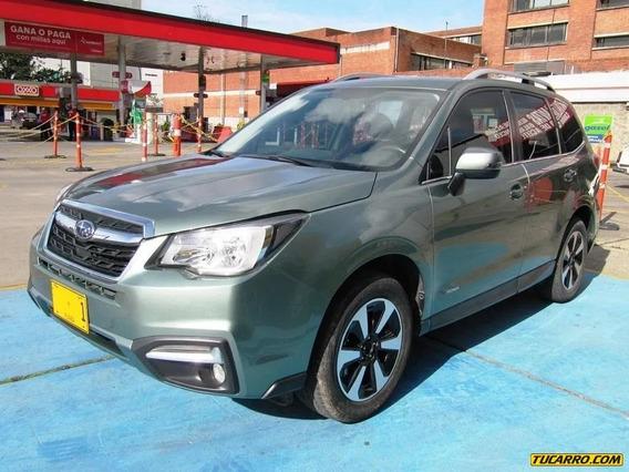 Subaru Forester Premium 2.0 Cvt