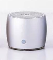 Mini Caixa De Som Bluetooth Ewa A103 Portátil Super Potente
