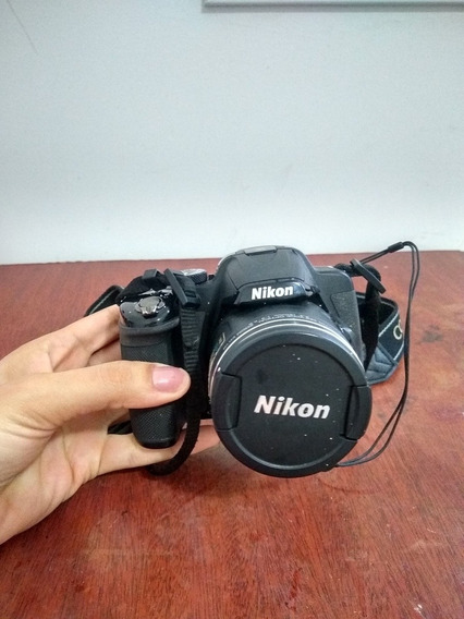 Câmera Semi Profissional Nikon Coolpix P520