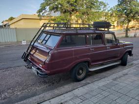 Vendo Camioneta Chevrolet C-10 Veraneiro Diecel 1980