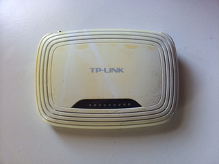 Carcaza Wi-fi Tp-link Tl-wr741nd 802.11n 150mbps Router Malo