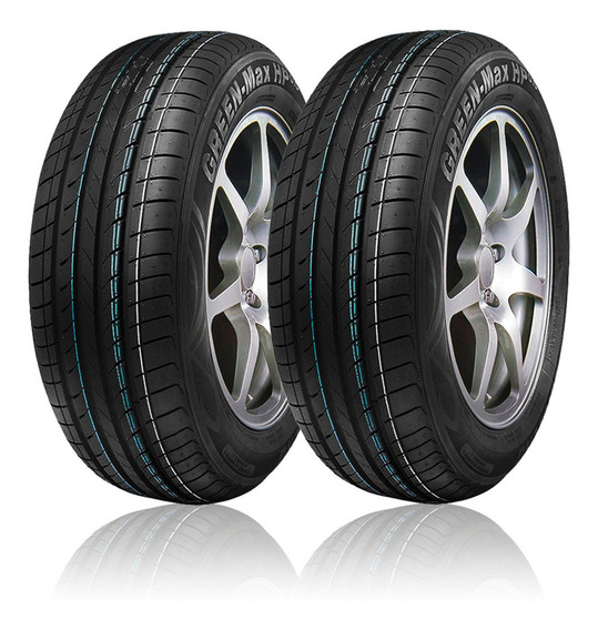 Pneu Aro 16 205/55r16 91v Linglong Green-max Hp010 Kit 2 Un