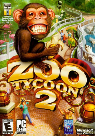 Zoo Tycoon 2 Pc Envio Digital