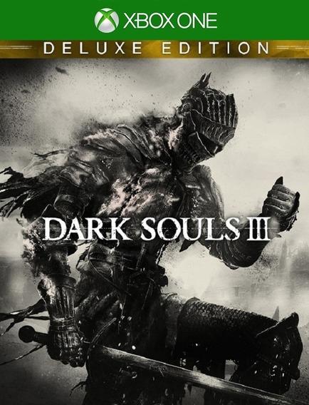 Dark Souls 3 Deluxe Edition + Dark Souls 1 Remasterizado.