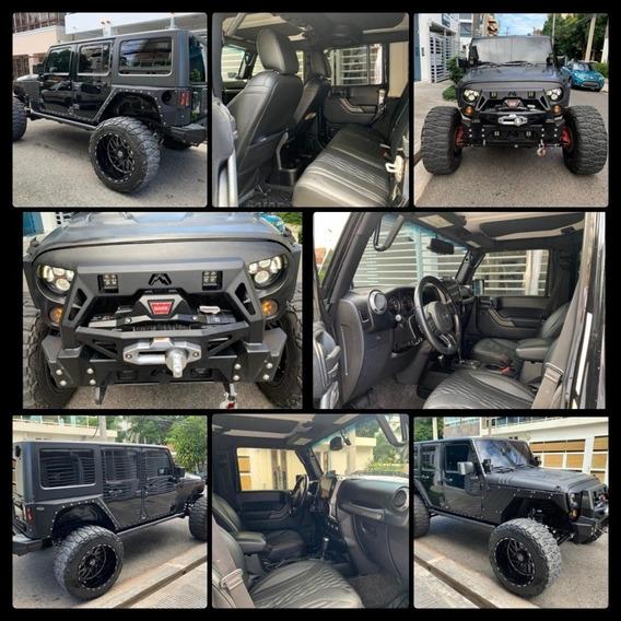 Jeep Wrangler Rubicom