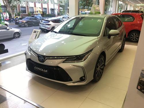 Nuevo Toyota Corolla 2.0 Seg Cvt Anticipo Y Cuotas