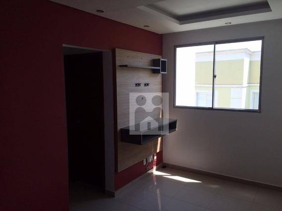 Apartamento Residencial À Venda, Ribeirânia, Ribeirão Preto. - Ap0010