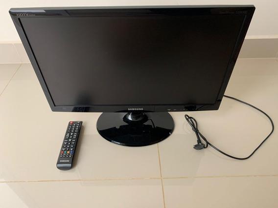 Tv Monitor 21,5 Led Samsung T22b300 Full Hd