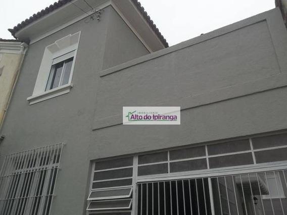 Sobrado Com 3 Dormitórios À Venda, 180 M² - Vila Clementino - São Paulo/sp - So0928