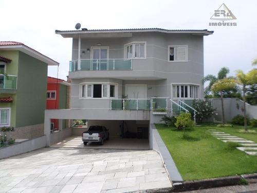 Imagem 1 de 30 de Sobrado Residencial À Venda, Monterey Ville, Mogi Das Cruzes - So0161. - So0161