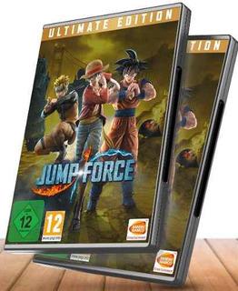 Jump Force Ultimate Edition Español - Juegos Pc
