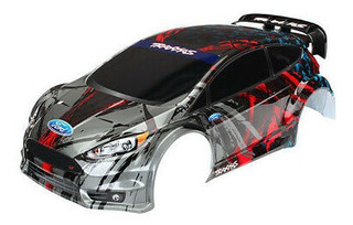 Traxxas 7416 Body, Ford Fiesta St Rally A Estrenar