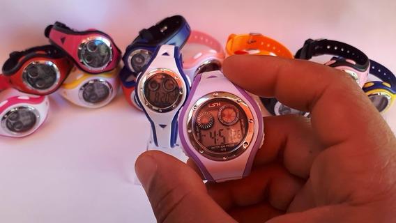 Relógio Infantil Lsh Prova Dágua