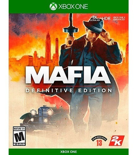 ..:: Mafia Definitive Edition ::.. Xbox One En Game Center
