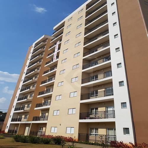 Apartamento Com 2 Dormitórios À Venda, 67 M² - Ribeirão - Capivari/sp - Ap0662