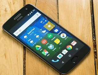 Smarthphone Moto G5s Plus