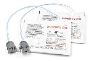 Parches Multifuncion Adulto Desfibrilador Mr60 Mindray ®