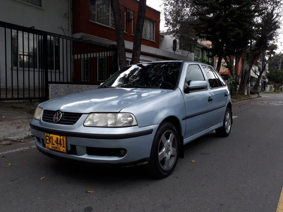 Volkswagen Gol Hatback Full Equipo 2002