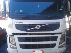 Volvo Fm 370 Ano 2011/12 Teto Alto Automático Único Dono