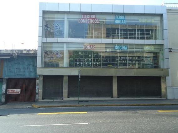 Edificio En Venta Centro-oeste Bqto Rah: 19-6310