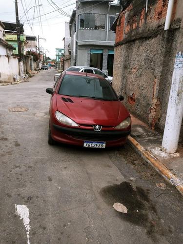 Imagem 1 de 2 de Peugeot 206 2000 1.6 Soleil 3p