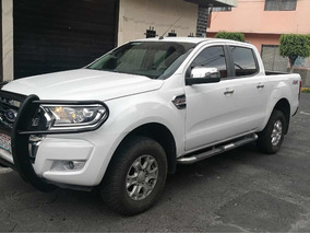 Ford Ranger 3.2 Xlt Diésel Cabina Doble 4x4 At 2017