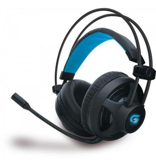 Fone Ouvido Headset Gamer Pro H2 Fortrek P2 Usb Led Stereo