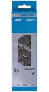 Corrente Hg53 9v Shimano