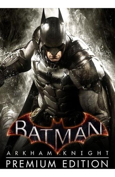 Batman Arkham Knight Em Português + 2 Jogos Gratis Pc- Dvd