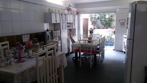 Sobrado Residencial À Venda 05 Dormitórios Com Suite, Bom Retiro, São Paulo. - 273-im327798