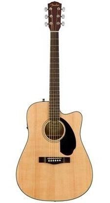 Violão Eletroacústico Fender Cc-60sce Nat