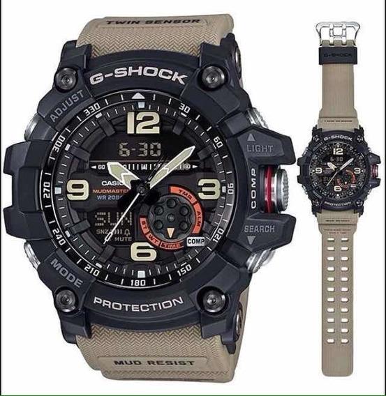 Relógio G- Shock Gg1000 -1a5 Mudmaster Original