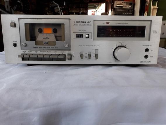 Tape Deck Technics M17