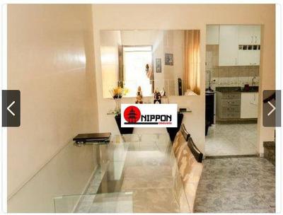 Casa Com 2 Dormitórios À Venda, 115 M² Por R$ 320.000 - Chácara Seis De Outubro - São Paulo/são Paulo - Ca0238