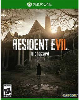 Resident Evil 7 Biohazard Para Xbox One En Start Games
