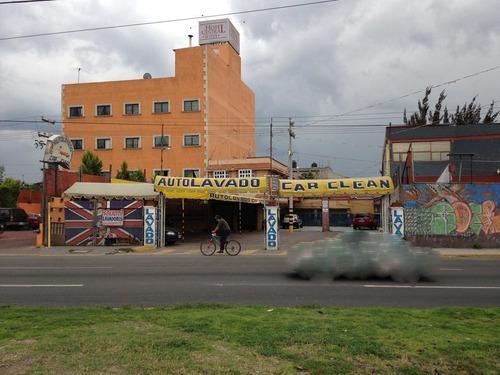 Terreno Comercial En Renta En Santa Cruz Venta De Carpio, Ecatepec, México