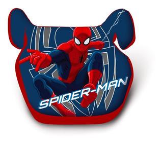 Spiderman Booster Elevador P/niños De 15 A 36kg Homologado