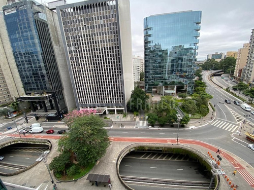 Conj, Comercial De 150m², Com 6 Salas, 2 Banheiros E Copa Na Av. Paulista  - Cf57048