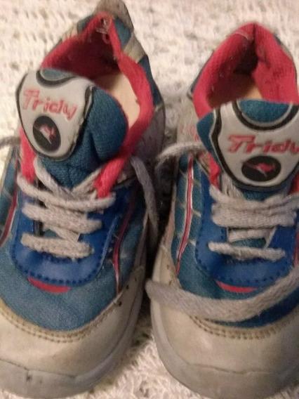 Zapatillas Tridy Número 24 Niños
