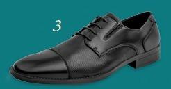 Zapatos Clinicus Hombre Italia Vestir 1370 Negro Piel
