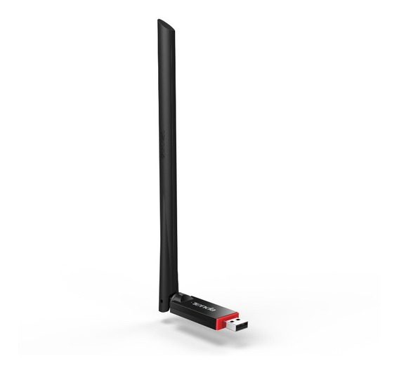 Usb Wifi Tenda U6 Alto Alcance Antena 6dbi 300mbps