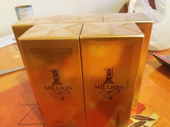 Perfume One Million,200ml,original,traido De Paris, Francia.