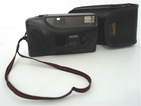 Máquina Fotográfica Mecânica Goko