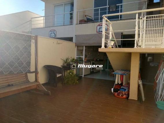 Sobrado Com 3 Dormitórios À Venda, 190 M² Por R$ 720.000 - Vila Suissa - Mogi Das Cruzes/sp - So0608