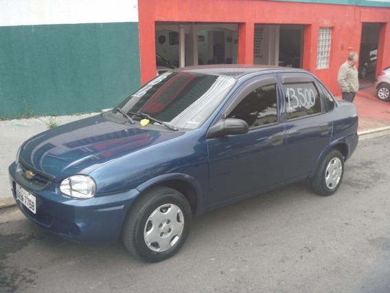 Corsa Sedan 1.6 2003 Azul