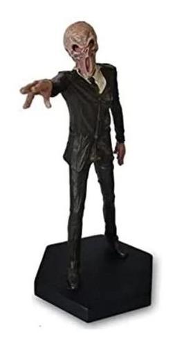 Boneco Colecionável Doctor Who Silent 8,5cms Eaglemoss